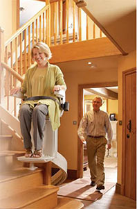 Attractive Acorn Stair Lifts